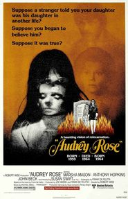 Audrey Rose - movie with Anthony Hopkins.