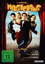 Magicians - movie with Alan Arkin.