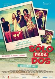 Solo para dos - movie with Santi Millan.