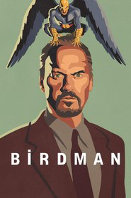 Birdman - movie with Michael Keaton.
