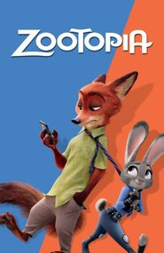 Animation movie Zootopia.