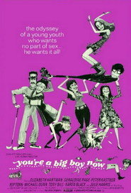 You're a Big Boy Now is the best movie in Karen Black filmography.