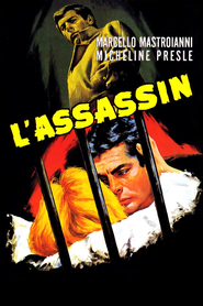 L'assassino - movie with Marcello Mastroianni.