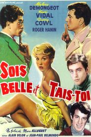 Sois belle et tais-toi - movie with Alain Delon.