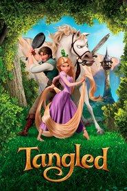 Animation movie Tangled.