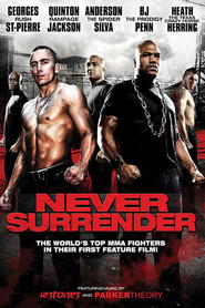 Never Surrender - movie with Hector Echavarria.