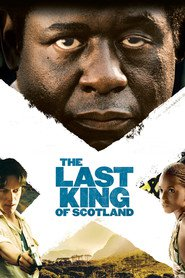 The Last King of Scotland - movie with Simon McBurney.