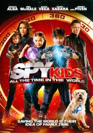 Spy Kids: All the Time in the World in 4D - movie with Danny Trejo.