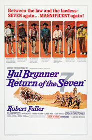 Return of the Seven - movie with Fernando Rey.