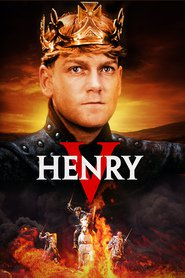 Henry V - movie with Derek Jacobi.