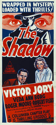 The Shadow - movie with Roger Moore.