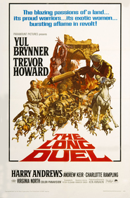 The Long Duel - movie with Charlotte Rampling.
