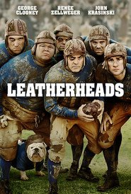 Leatherheads - movie with George Clooney.