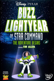 Buzz Lightyear of Star Command - movie with Kevin Michael Richardson.