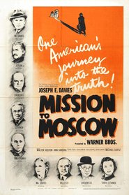 Mission to Moscow - movie with Oskar Homolka.