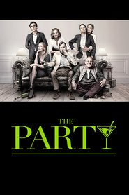 The Party - movie with Timothy Spall.