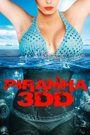 Piranha 3DD - movie with Christopher Lloyd.