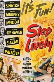 Step Lively - movie with Walter Slezak.