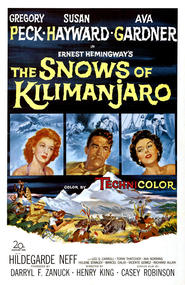 The Snows of Kilimanjaro - movie with Leo G. Carroll.