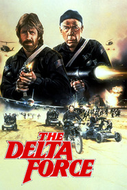 The Delta Force - movie with Robert Forster.