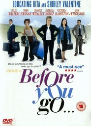 Before You Go - movie with Joanne Whalley.