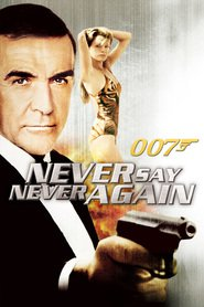 Never Say Never Again - movie with Max von Sydow.