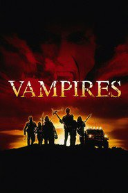 Vampires - movie with Mark Boone Junior.