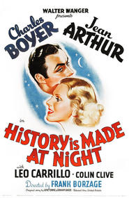 History Is Made at Night is the best movie in Charles Boyer filmography.