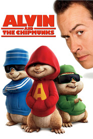 Alvin and the Chipmunks - movie with Jane Lynch.