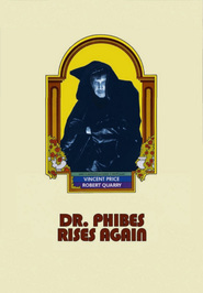 Dr. Phibes Rises Again - movie with Peter Cushing.