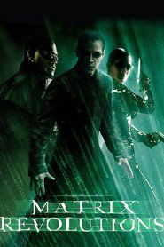 The Matrix Revolutions - movie with Laurence Fishburne.