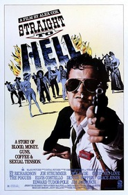 Straight to Hell - movie with Jim Jarmusch.