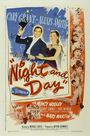 Night and Day - movie with Alexis Smith.