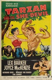 Tarzan and the She-Devil - movie with Henry Brandon.