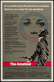 The Amateur is the best movie in Christopher Plummer filmography.
