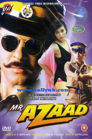 Mr. Azaad - movie with Shakti Kapoor.
