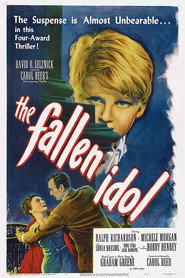 The Fallen Idol - movie with Jack Hawkins.