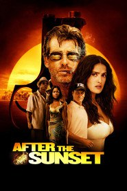 After the Sunset - movie with Salma Hayek.