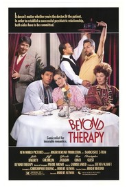 Beyond Therapy is the best movie in Jeff Goldblum filmography.