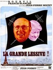 La grande lessive (!) is the best movie in Jean Tissier filmography.