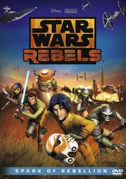 Star Wars Rebels - movie with Jason Isaacs.