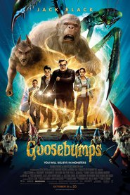 Goosebumps is the best movie in Jack Black filmography.
