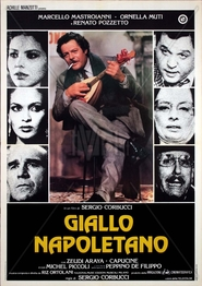 Giallo napoletano - movie with Marcello Mastroianni.