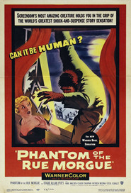 Phantom of the Rue Morgue - movie with Anthony Caruso.