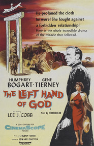 The Left Hand of God - movie with Agnes Moorehead.