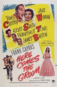 Here Comes the Groom is the best movie in Alexis Smith filmography.