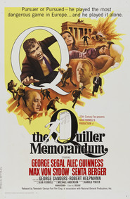 The Quiller Memorandum - movie with George Sanders.