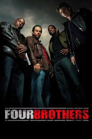 Four Brothers is the best movie in Garrett Hedlund filmography.