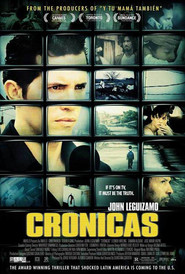 Cronicas - movie with John Leguizamo.