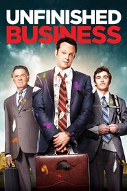 Unfinished Business - movie with Nick Frost.
